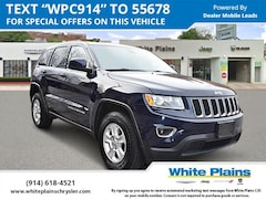 2015 Jeep Grand Cherokee 4WD 4dr Laredo Sport Utility U16410 for sale at White Plains Chrysler Jeep Dodge in White Plains, NY