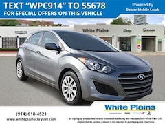 Used 2017 Hyundai Elantra GT A/T Car for sale at White Plains Chrysler Jeep Dodge in White Plains, NY