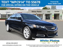 2017 Chevrolet Impala 4dr Sdn LT w/1LT Car UE16068 for sale at White Plains Chrysler Jeep Dodge in White Plains, NY