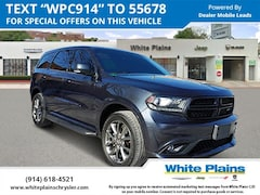 Used 2015 Dodge Durango AWD 4dr Limited Sport Utility for sale at White Plains Chrysler Jeep Dodge in White Plains, NY