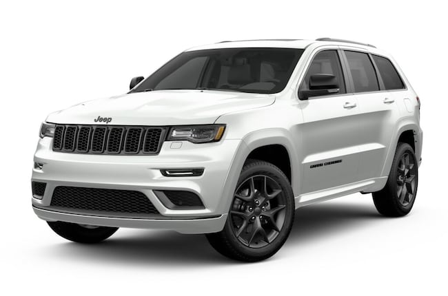 New 2019 Jeep Grand Cherokee LIMITED X 4X4 Sport Utility in White Plains, NY