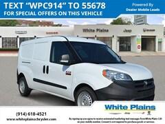 2016 Ram Promaster City 122 WB Tradesman Mini-van, Cargo UE15539 for sale at White Plains Chrysler Jeep Dodge in White Plains, NY