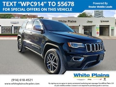 2018 Jeep Grand Cherokee Limited 4x4 Sport Utility UE16455 for sale at White Plains Chrysler Jeep Dodge in White Plains, NY