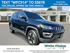 2017 Jeep Compass Trailhawk 4x4 Sport Utility U16588 for sale at White Plains Chrysler Jeep Dodge in White Plains, NY