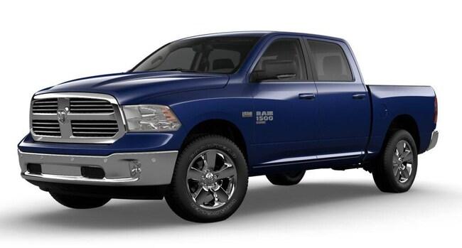 dc0e4445864 New 2019 Ram 1500 CLASSIC BIG HORN CREW CAB 4X4 5 7 BOX Crew Cab