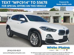 Used 2018 BMW X2 Xdrive28i Sports Activity Vehicle Sport Utility for sale at White Plains Chrysler Jeep Dodge in White Plains, NY