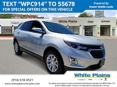 Used 2019 Chevrolet Equinox AWD 4dr LT w/1LT Sport Utility 2GNAXUEV6K6114680 UE16813 for sale at White Plains Chrysler Jeep Dodge in White Plains, NY