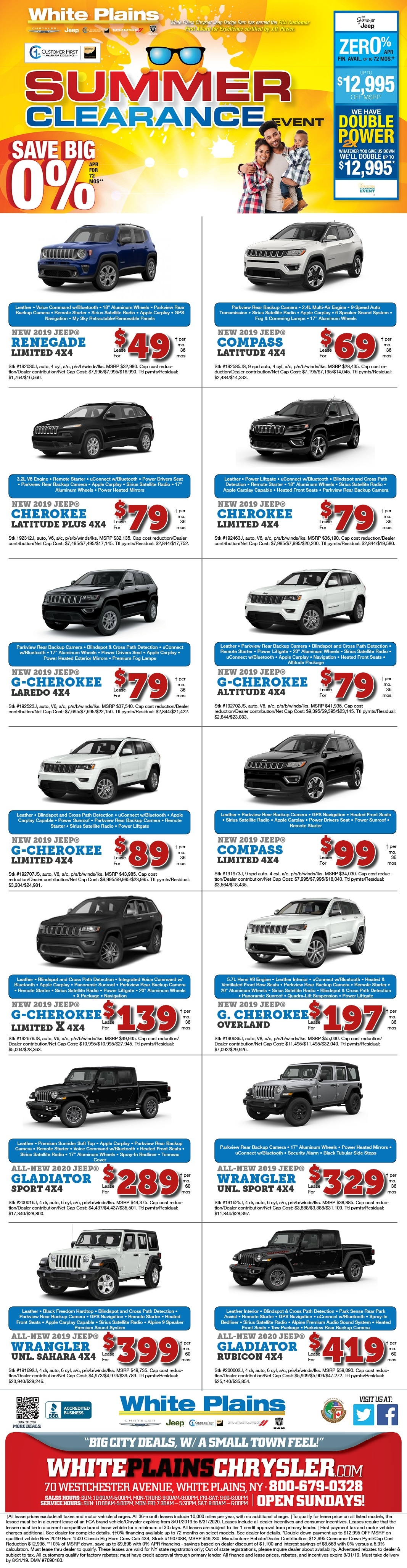 White Plains Jeep >> White Plains Jeep Upcoming New Car Release 2020