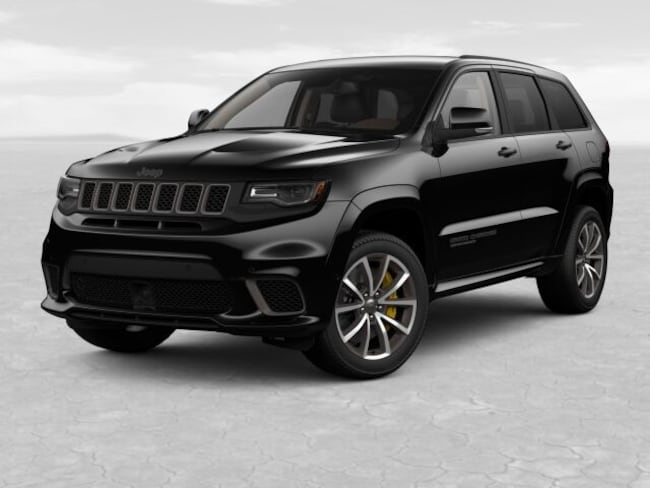 New 2018 Jeep Grand Cherokee TRACKHAWK 4X4 Sport Utility in White Plains, NY