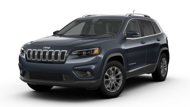 New 2019 Jeep Cherokee LATITUDE PLUS 4X4 Sport Utility in White Plains, NY