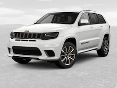 New 2018 Jeep Grand Cherokee TRACKHAWK 4X4 Sport Utility 181266J for sale in White Plains, NY at White Plains Chrysler Jeep Dodge