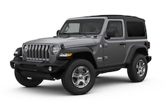 New 2019 Jeep Wrangler SPORT S 4X4 Sport Utility 191477J for sale in White Plains, NY at White Plains Chrysler Jeep Dodge