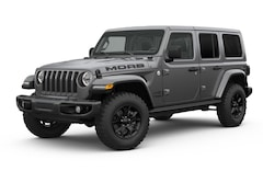 New 2019 Jeep Wrangler UNLIMITED MOAB 4X4 Sport Utility 190979J for sale in White Plains, NY at White Plains Chrysler Jeep Dodge