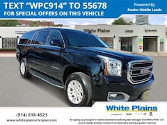 Used 2018 GMC Yukon XL 4WD 4dr SLT Sport Utility for sale at White Plains Chrysler Jeep Dodge in White Plains, NY