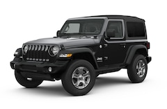 New 2019 Jeep Wrangler SPORT S 4X4 Sport Utility 191507J for sale in White Plains, NY at White Plains Chrysler Jeep Dodge