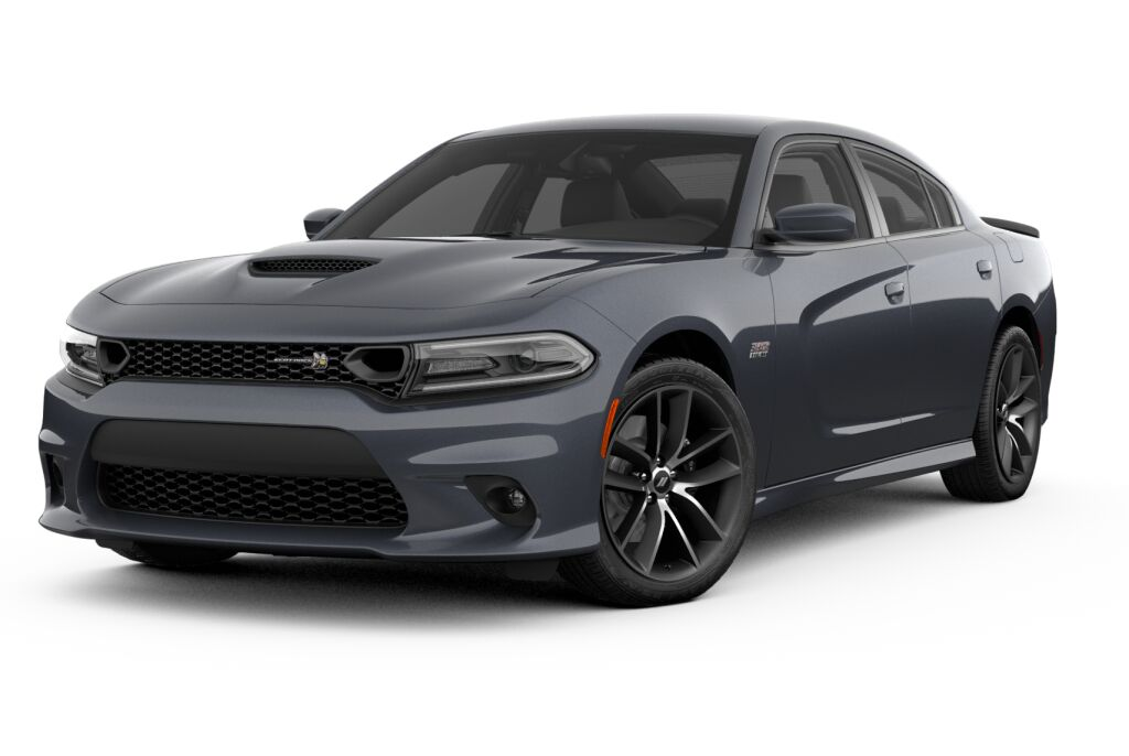 New 2019 Dodge Charger SCAT PACK RWD torred exterior black interior 0 miles Stock 190880D VIN