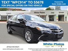 2017 Toyota Camry SE Auto Car for sale at White Plains Chrysler Jeep Dodge in White Plains, NY