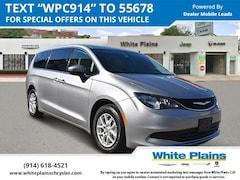 2017 Chrysler Pacifica LX FWD Mini-van, Passenger U16166 for sale at White Plains Chrysler Jeep Dodge in White Plains, NY