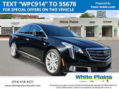 Used 2018 Cadillac XTS 4dr Sdn Luxury AWD Car for sale at White Plains Chrysler Jeep Dodge in White Plains, NY