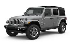 New 2019 Jeep Wrangler UNLIMITED SAHARA 4X4 Sport Utility for sale in White Plains, NY at White Plains Chrysler Jeep Dodge