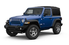 New 2019 Jeep Wrangler SPORT S 4X4 Sport Utility 191479J for sale in White Plains, NY at White Plains Chrysler Jeep Dodge