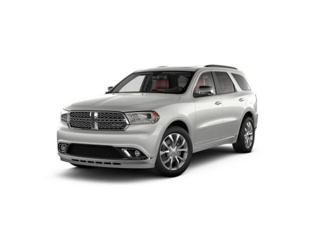 New 2018 Dodge Durango CITADEL ANODIZED PLATINUM AWD Sport Utility in White Plains, NY