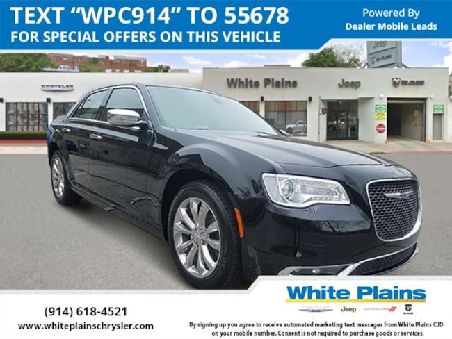 2019 Chrysler 300 Limited AWD Car for sale in White Plains, NY at White Plains Chrysler Jeep Dodge