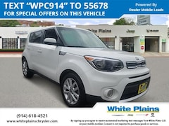 2018 Kia Soul + Auto Car for sale at White Plains Chrysler Jeep Dodge in White Plains, NY