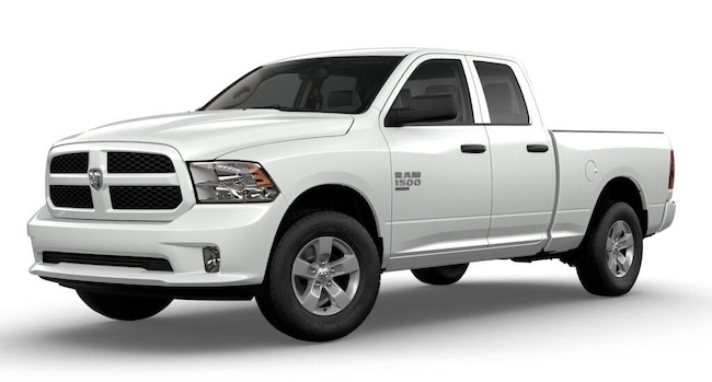 New 2019 Ram 1500 CLASSIC EXPRESS QUAD CAB 4X4 6'4 BOX Quad Cab in White Plains, NY