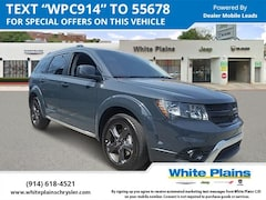 Used 2018 Dodge Journey Crossroad AWD Sport Utility for sale at White Plains Chrysler Jeep Dodge in White Plains, NY