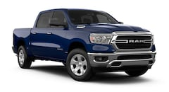 New 2019 Ram 1500 BIG HORN / LONE STAR CREW CAB 4X4 5'7 BOX Crew Cab 191425R for sale in White Plains, NY at White Plains Chrysler Jeep Dodge