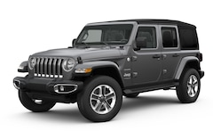 New 2018 Jeep Wrangler UNLIMITED SAHARA 4X4 Sport Utility 182556J for sale in White Plains, NY at White Plains Chrysler Jeep Dodge