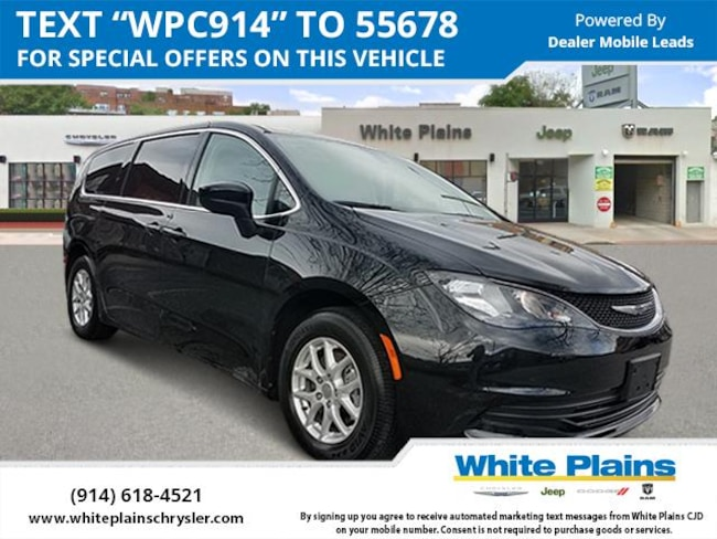 2017 Chrysler Pacifica LX FWD Mini-van, Passenger for sale in White Plains, NY at White Plains Chrysler Jeep Dodge