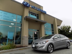 2015 Hyundai Elantra Sport Sedan For Sale in White River Jct., VT