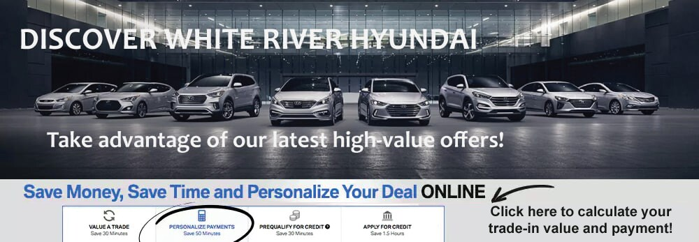 New 2018 Hyundai Tucson For Sale At White River Hyundai Vin