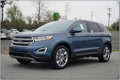 2018 Ford Edge Titanium Crossover