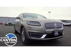 2019 Lincoln Nautilus Select Wagon