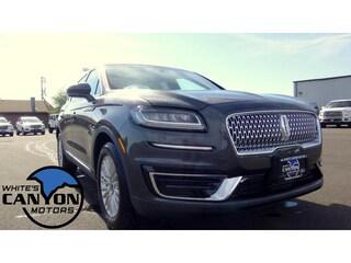 2019 Lincoln Nautilus Premier Wagon