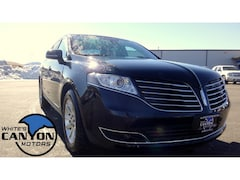 Used 2017 Lincoln MKT Livery Wagon