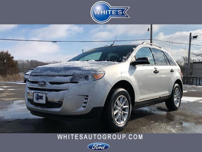 Used 2013 Ford Edge SE FWD SUV near Springfield