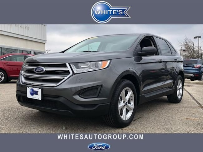 Used 2015 Ford Edge SE FWD SUV near Springfield