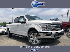 2019 Ford F-150 LARIAT 4WD SuperCrew 5.5 Box Truck