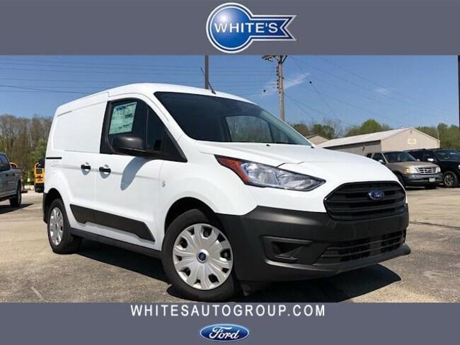 New 2019 Ford Transit Connect Van XL SWB w/Rear Symmetrical Doors Van Near Springfield OH