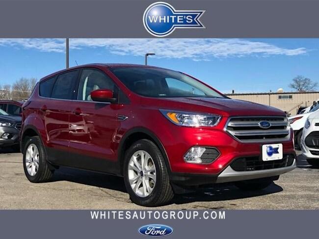 New 2019 Ford Escape SE FWD SUV Near Springfield OH