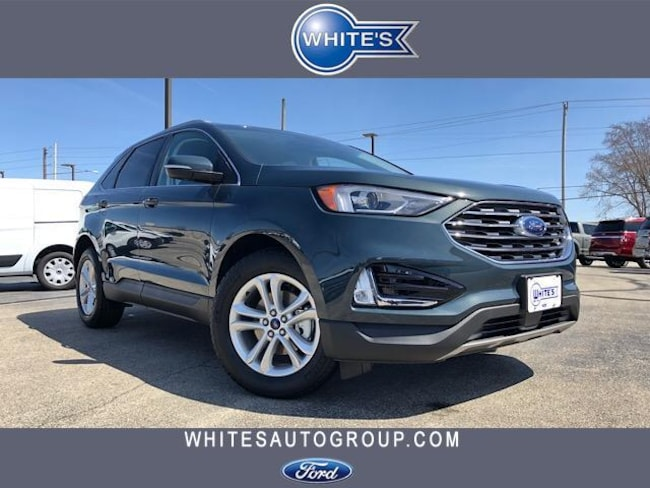 New 2019 Ford Edge SEL FWD SUV Near Springfield OH