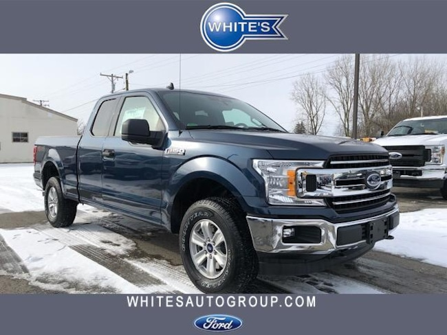 New 2019 Ford F-150 XLT 4WD SuperCab 6.5 Box Truck Near Springfield OH