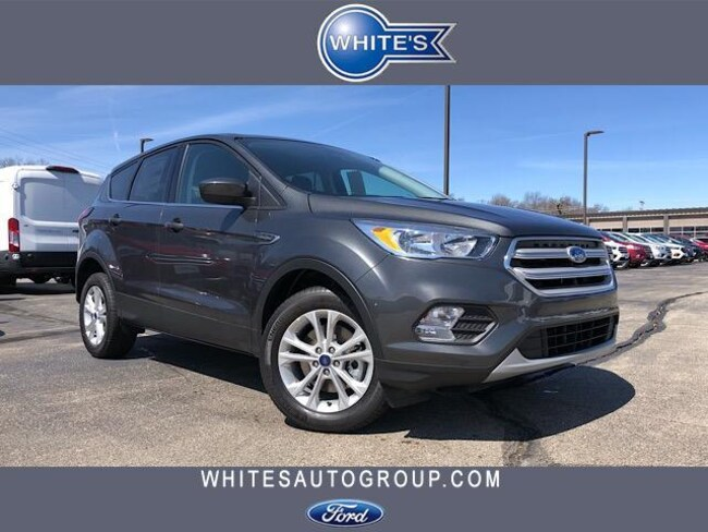 New 2019 Ford Escape SE 4WD SUV Near Springfield OH
