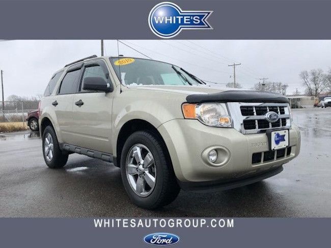 Used 2010 Ford Escape 4WD  XLT SUV near Springfield