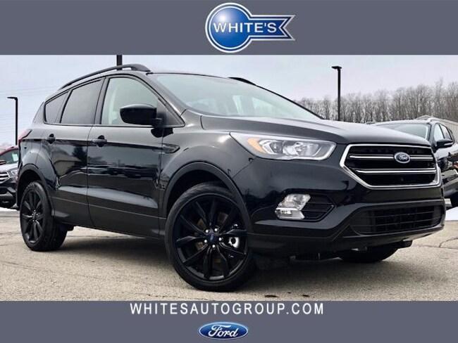 New 2019 Ford Escape SE 4WD SUV Near Springfield OH