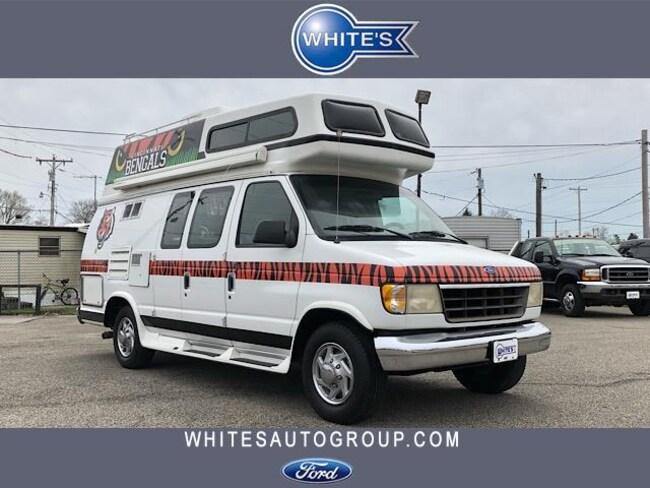 Used 1995 Ford Econoline Cargo Van E-250 HD Super 138 WB Van near Springfield